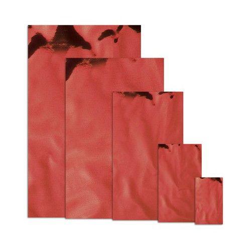 Sobres rojos metalizados mate