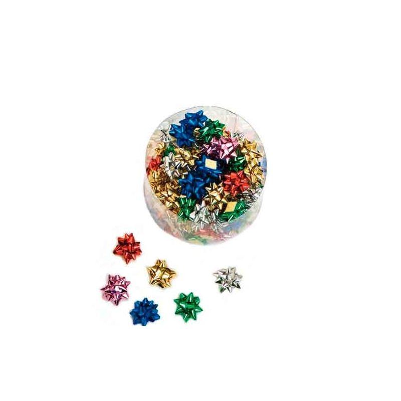 Lazos pompones adhesivos Especial Joyerias