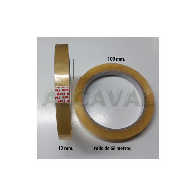 cinta adhesiva para maquina cierrabolsas