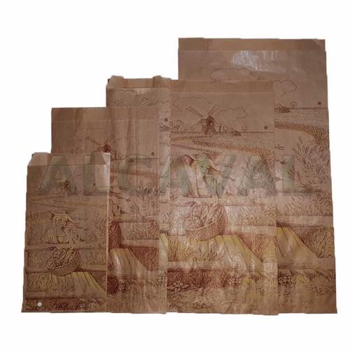 Bolsas papel panadería