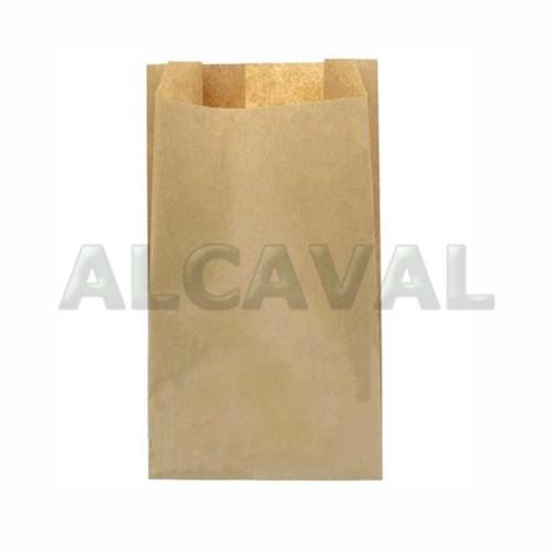 Bolsas papel panadería anonimo kraft