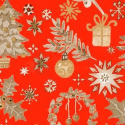 Papel economico navidad