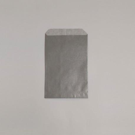 Sobre para bisuteria y complementos de color plata