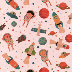 papel reciclado regalo infantil