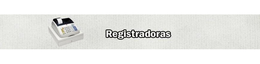 REGISTRADORAS