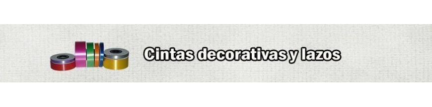 cintas decorativas y lazos
