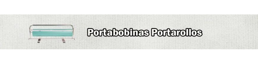 PORTABOBINAS PORTARROLLOS